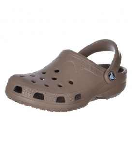 Сабо Crocs roomy fit brown