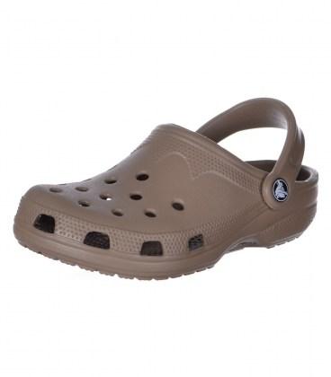Сабо Crocs roomy fit brown