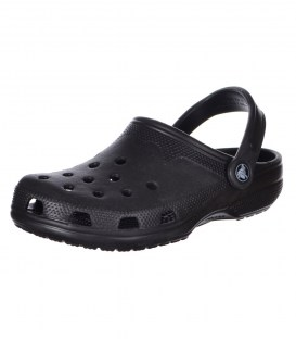 Сабо Crocs roomy fit black