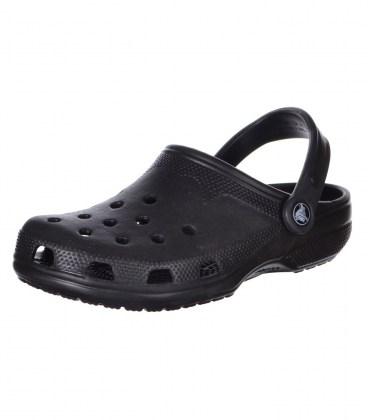 Сабо Crocs roomy fit black