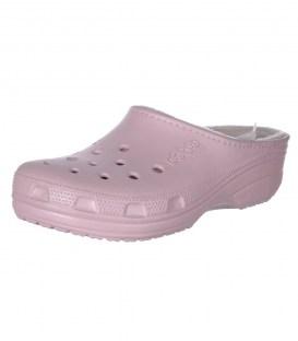 Утепленные сабо jibbitz by Crocs pink