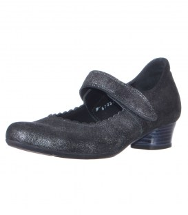Шкіряні туфлі Footnotes glitter