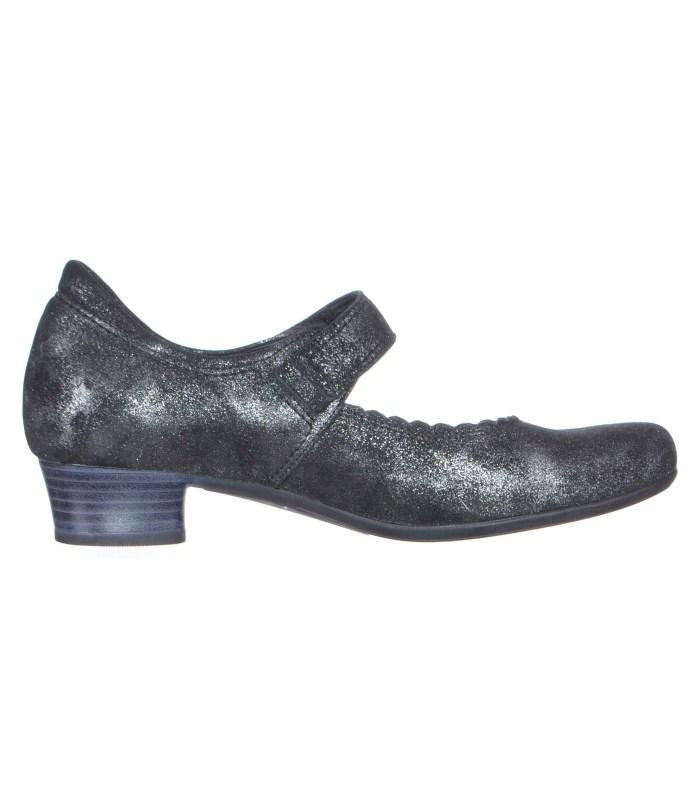 Кожаные туфли Footnotes glitter