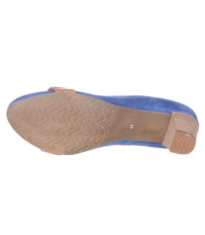 Шкіряні туфлі Footnotes H