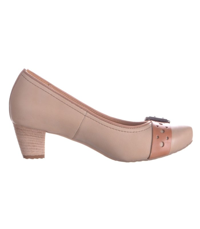 Кожаные туфли Footnotes beg