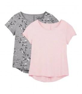 Комплект футболок Pepperts rose