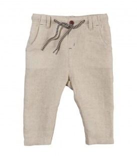 Льняні штани Lupilu