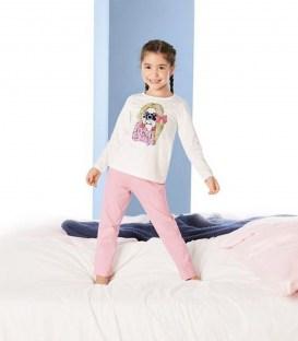 Пижама на девочку Lupilu
