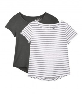 Комплект футболок Pepperts grey