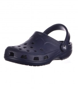 Сабо Crocs roomy fit navy