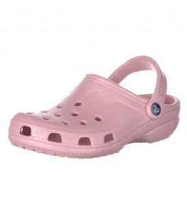 Сабо Crocs roomy fit pink