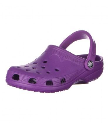 Сабо Crocs roomy fit lilac