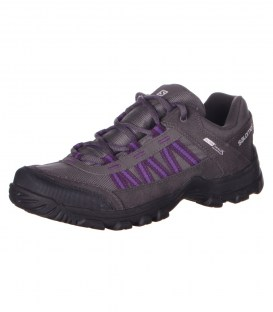 Кожаные кроссовки Salomon Keystone W