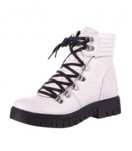 Кожаные ботинки Cafe Moda