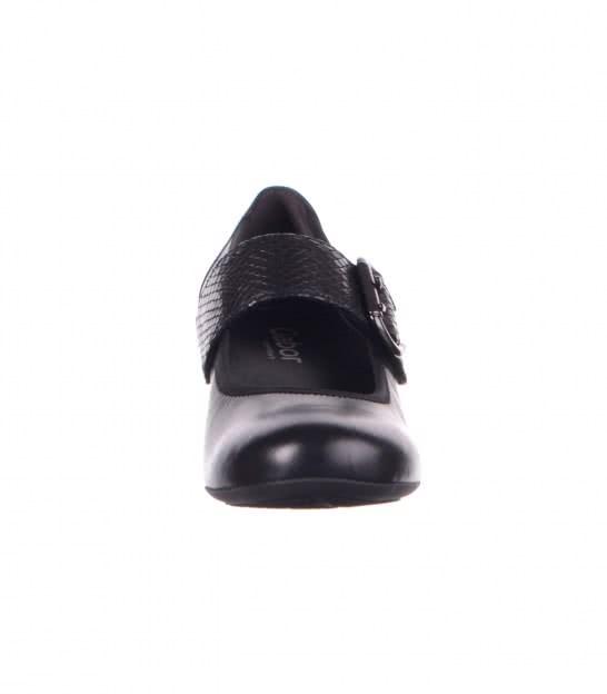 Кожаные туфли Gabor