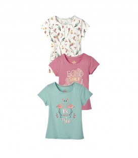 Комплект футболок Lupilu birds