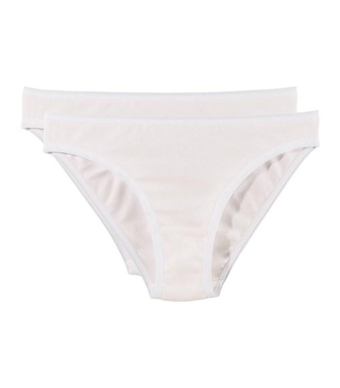 Трусы слипы Esmara Pure collection white