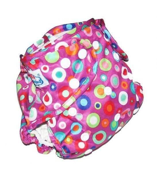 Багаторазовий підгузник - BabyLand з подвійною резинкою