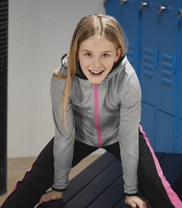Спортивна кофта на дівчинку Crivit